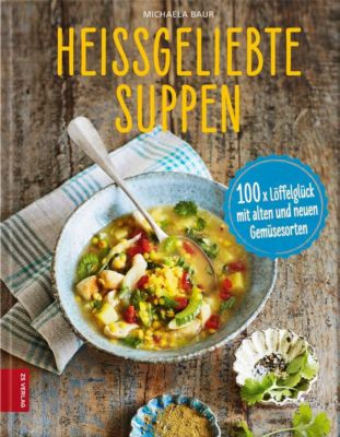 Heißgeliebte Suppen, Michaela Baur