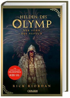 Helden des Olymp - Der Sohn des Neptun, Rick Riordan