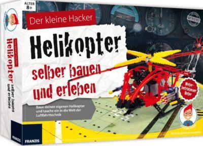 Helikopter selber bauen und erleben, Thomas Riegler
