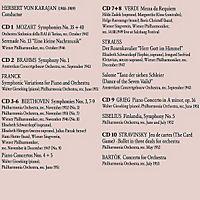 Herbert von Karajan, 10 CDs - Produktdetailbild 1
