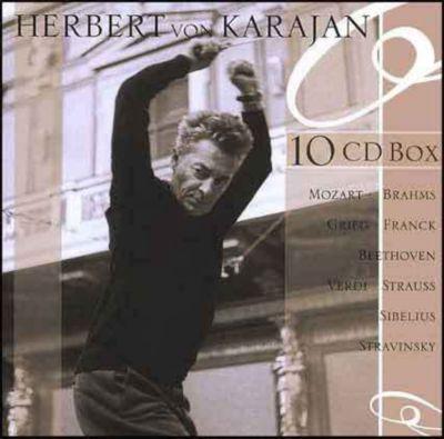 Herbert von Karajan, 10 CDs, Herbert von Karajan