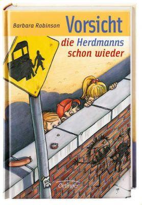 Herdmanns Band 3: Vorsicht, die Herdmanns schon wieder, Barbara Robinson