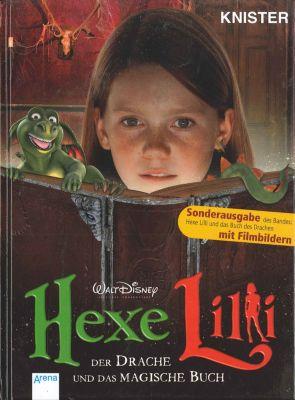 Hexe Lilli, der Drache und das magische Buch, Knister