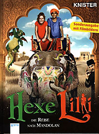 Hexe Lilli - Die Reise nach Mandolan - Produktdetailbild 1
