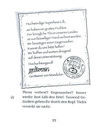 Hexe Lilli - Die Reise nach Mandolan - Produktdetailbild 4