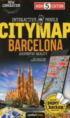 High 5 Edition Interactive Mobile Citymap Barcelona