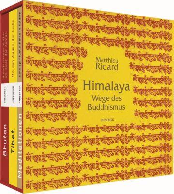 Himalaya - Wege des Buddhismus, 3 Bde., Matthieu Ricard