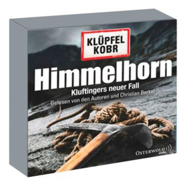 Himmelhorn, 12 Audio-CDs, Volker Klüpfel, Michael Kobr
