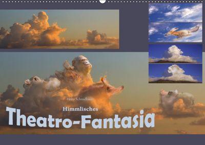 Himmlisches Theatro-Fantasia (Wandkalender 2018 DIN A2 quer) Dieser erfolgreiche Kalender wurde dieses Jahr mit gleichen, Heinz Schmidbauer