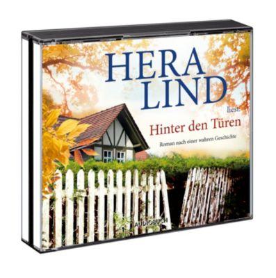 Hinter den Türen, 3 Audio-CDs, Hera Lind