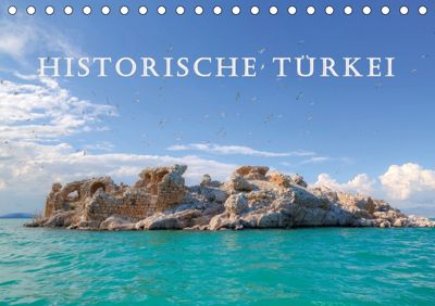 Historische Türkei (Tischkalender 2018 DIN A5 quer), Joana Kruse