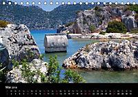 Historische Türkei (Tischkalender 2018 DIN A5 quer) - Produktdetailbild 5
