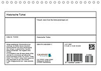 Historische Türkei (Tischkalender 2018 DIN A5 quer) - Produktdetailbild 13