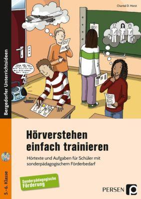 Hörverstehen einfach trainieren, m. Audio-CD, Chantal D. Horst