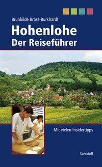 Hohenlohe, Der Reiseführer, Brunhilde Bross-Burkhardt