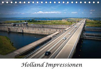 Holland Impressionen (Tischkalender 2018 DIN A5 quer), Matthias Schaefgen