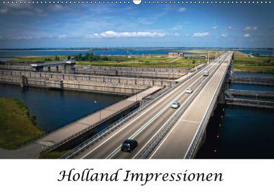 Holland Impressionen (Wandkalender 2018 DIN A2 quer), Matthias Schaefgen