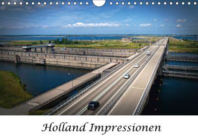 Holland Impressionen (Wandkalender 2018 DIN A4 quer), Matthias Schaefgen