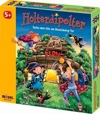 Holterdipolter (Kinderspiel), Guido Hoffmann, Jan-Peter Schliemann