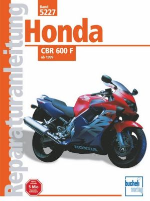 Honda CBR 600 F (1999 und 2000)