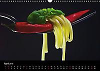 Hot Chili Küchen Kalender Schweizer KalendariumCH-Version (Wandkalender 2018 DIN A3 quer) - Produktdetailbild 4