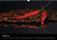 Hot Chili Küchen Kalender Schweizer KalendariumCH-Version (Wandkalender 2018 DIN A3 quer) - Produktdetailbild 2