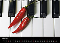 Hot Chili Küchen Kalender Schweizer KalendariumCH-Version (Wandkalender 2018 DIN A3 quer) - Produktdetailbild 3