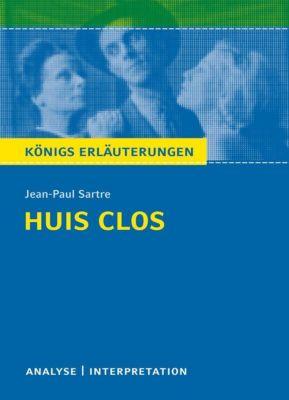 Huis clos (Geschlossene Gesellschaft) von Jean-Paul Sartre, Jean-Paul Sartre