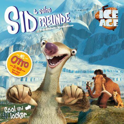 Ice Age - Cool und locker - Das offizielle Musikalbum, Sid & seine Freunde