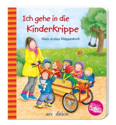 Ich gehe in die Kinderkrippe, Sonja Fiedler, Barbara Jelenkovich