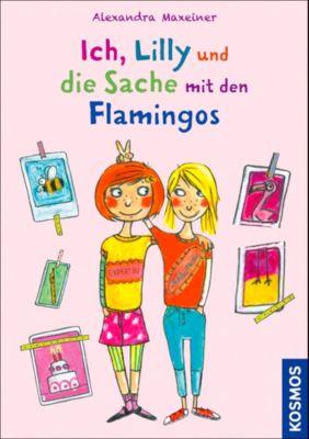 Ich, Lilly und die Sache mit den Flamingos, Alexandra Maxeiner