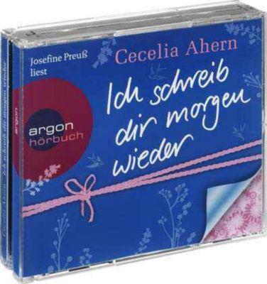 Ich schreib dir morgen wieder, 5 Audio-CDs, Cecelia Ahern