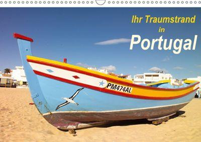 Ihr Traumstrand in Portugal (Wandkalender 2018 DIN A3 quer), Atlantismedia