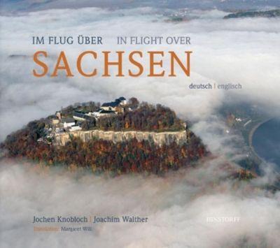 Im Flug über Sachsen, Jochen Knobloch, Joachim Walther