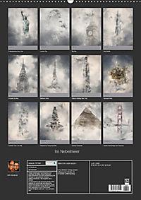 Im Nebelmeer (Wandkalender 2018 DIN A2 hoch) - Produktdetailbild 13