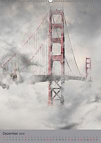 Im Nebelmeer (Wandkalender 2018 DIN A2 hoch) - Produktdetailbild 12