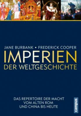 Imperien der Weltgeschichte, Jane Burbank, Frederick Cooper