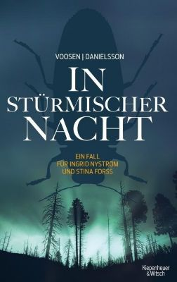 In stürmischer Nacht, Roman Voosen, Kerstin Signe Danielsson