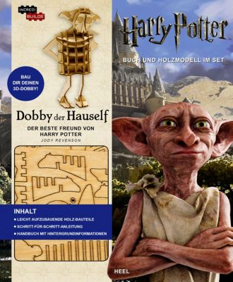 IncrediBuilds: Dobby der Hauself, Set, Jody Revenson
