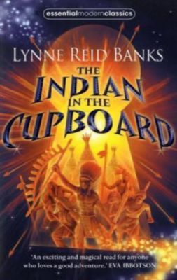 Indian in the Cupboard, Lynne Reid Banks