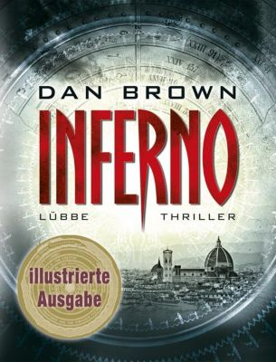 Inferno, illustr. Ausg., Dan Brown