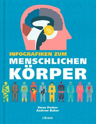 Infografiken zum Menschlichen Körper, Steve Parker
