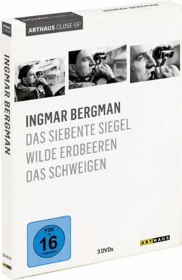 Ingmar Bergman, 3 DVD Box, Ingmar Bergman
