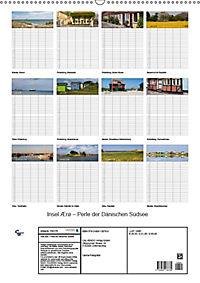 Insel Ærø - Perle der Dänischen Südsee (Wandkalender 2018 DIN A2 hoch) - Produktdetailbild 13