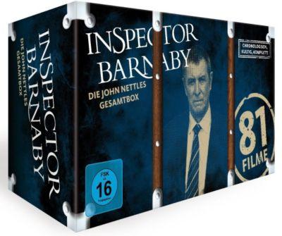 Inspector Barnaby - Die John Nettles Gesamtbox