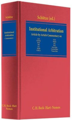 Institutional Arbitration