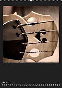 INSTRUMENTEN - KARUSSELL (Wandkalender 2019 DIN A2 hoch) - Produktdetailbild 6
