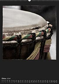 INSTRUMENTEN - KARUSSELL (Wandkalender 2019 DIN A2 hoch) - Produktdetailbild 10
