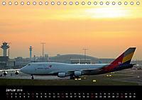 Internationale Frachtflugzeuge (Tischkalender 2018 DIN A5 quer) Dieser erfolgreiche Kalender wurde dieses Jahr mit gleic - Produktdetailbild 1