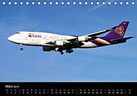 Internationale Frachtflugzeuge (Tischkalender 2018 DIN A5 quer) Dieser erfolgreiche Kalender wurde dieses Jahr mit gleic - Produktdetailbild 3